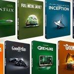 Iconic Moments Steelbook: ecco le nuove edizioni Blu-ray di 13 grandi titoli targati Warner Bros.