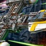 Star Wars: ecco la prima immagine dell'Y-Wing LEGO della Ultimate Collector Series