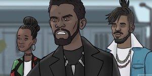 Black Panther: ecco come sarebbe dovuto finire il cinecomic Marvel
