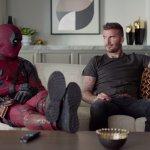 Deadpool 2: ecco lo sketch con Wade Wilson e David Beckham sottotitolato in italiano