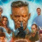 Deadpool 2: una velata frecciatina a Wolverine in un nuovo suggestivo poster