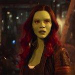 Avengers: Infinity War, Thanos e Gamora in una scena tagliata