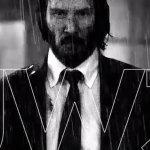 John Wick: Capitolo 3, la pioggia scende nel primo motion poster del film con Keanu Reeves