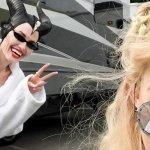 Maleficent 2: partono le riprese, ecco Elle Fanning e Angelina Jolie sul set