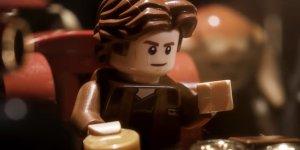 Solo: a Star Wars Story, ecco un nuovo trailer realizzato con i LEGO e in stop-motion