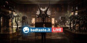 Jurassic World – il Regno Distrutto: BadTaste LIVE!