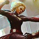 Avengers: Infinity War, un artista immagina il presente di Captain Marvel dopo le azioni di Thanos
