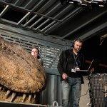 Jurassic World: Il Regno Distrutto, animatronic e molto altro nelle nuove foto dal backstage