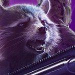 Avengers: Infinity War, ecco una suggestiva fan art che immagina il futuro di Rocket dopo gli eventi del film