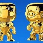 Marvel Studios: ecco le figure Funko POP! dorate che celebrano il 10° anniversario dell'UCM