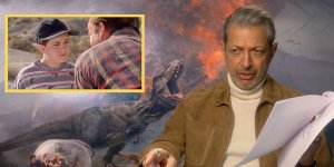 Jeff Goldblum interpreta quasi ogni ruolo di Jurassic Park in un divertente video