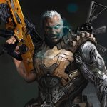 Deadpool 2: il look e il design alternativo di Cable nei nuovi concept art