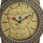 Avengers: Infinity War, ecco due orologi da polso ispirati al Guanto dell'Infinito