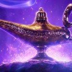 Aladdin: la lampada magica nel primo poster del film in arrivo nel 2019