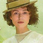 Colette: un nuovo poster in stile rétro del film con Keira Knightley