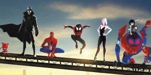 Spider-Man: Un Nuovo Universo, online i primi 9 minuti del film