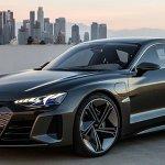 Avengers 4: l'Audi E-Tron GT Concept sarà la nuova vettura di Tony Stark