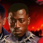 Black Panther: un fan poster immagina il film come se fosse stato realizzato negli anni '90