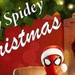 Spider-Man: Un Nuovo Universo, ecco l'album natalizio A Very Spidey Christmas