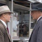 The Highwaymen: Kevin Costner e Woody Harrelson nella prima immagine del film Netflix