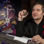 EXCL – The LEGO Movie 2, Claudio Santamaria e il suo sesto Batman