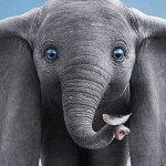Dumbo: l'elefantino al centro di un nuovo poster del film Disney