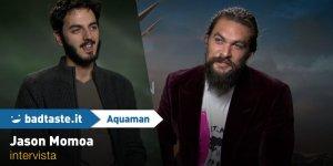 EXCL – Aquaman, Jason Momoa dalle scene sottomarine al peso delle responsabilità | INTERVISTA