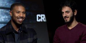 """Creed II, parla Michael B. Jordan: """"Questo film mi ha aiutato a crescere"""""""