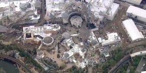 Star Wars: Galaxy's Edge, un nuovo video mostra lo stato di avanzamento dei lavori del parco in California