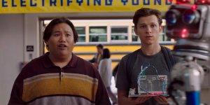 Spider-Man: Far From Home, il progetto di scienze di Peter e Ned nel nuovo spot Audi