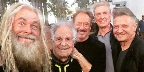 FaceApp Avengers