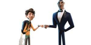 Spie sotto Copertura: una clip e una featurette del film animato