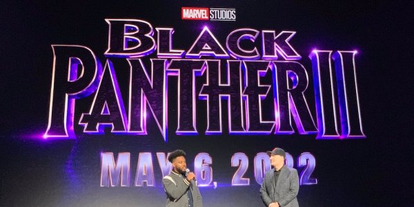 black panther 2 banner