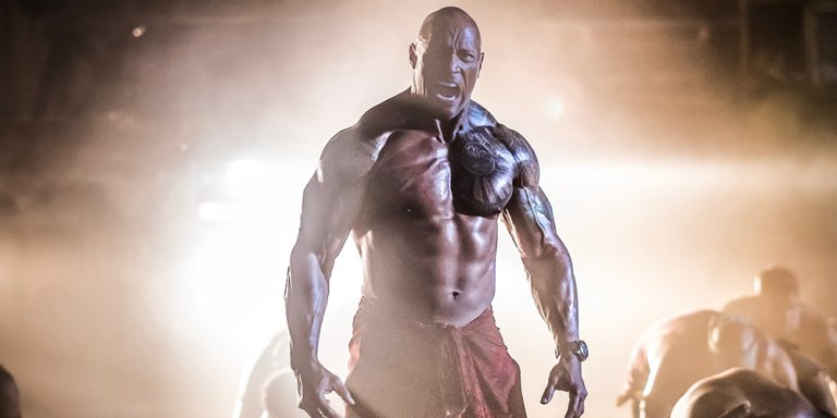 Dwayne Johnson The Rock Fast & Furious: Hobbs & Shaw