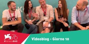 venezia festival videoblog