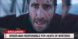 Spider-Man è il vero responsabile della morte di Mysterio nel video esclusivo del Daily Bugle