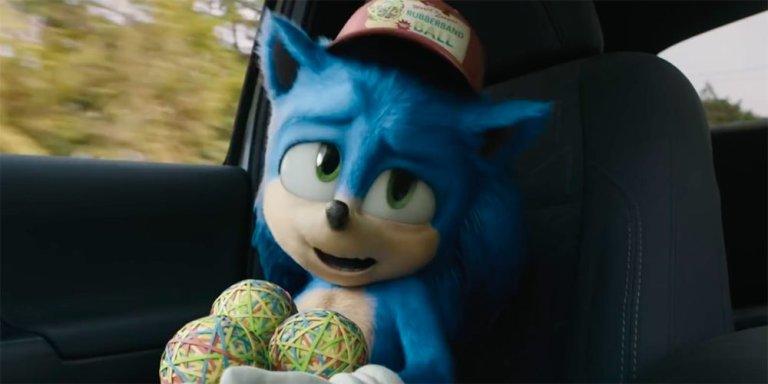 Sonic - Il Film sequel coronavirus JIm Carrey