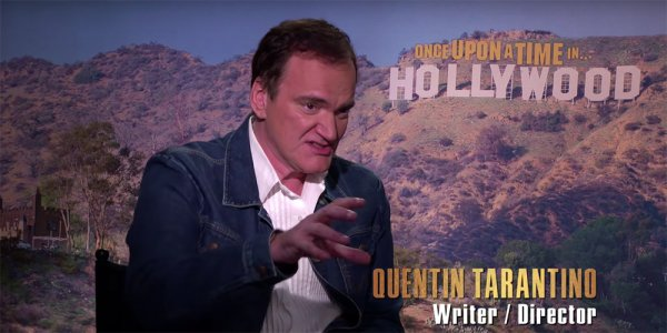 C'era una volta a… Hollywood quentin tarantino