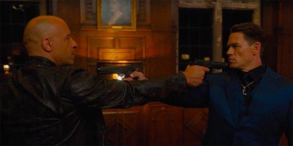 Fast & Furious 9 Vin Diesel