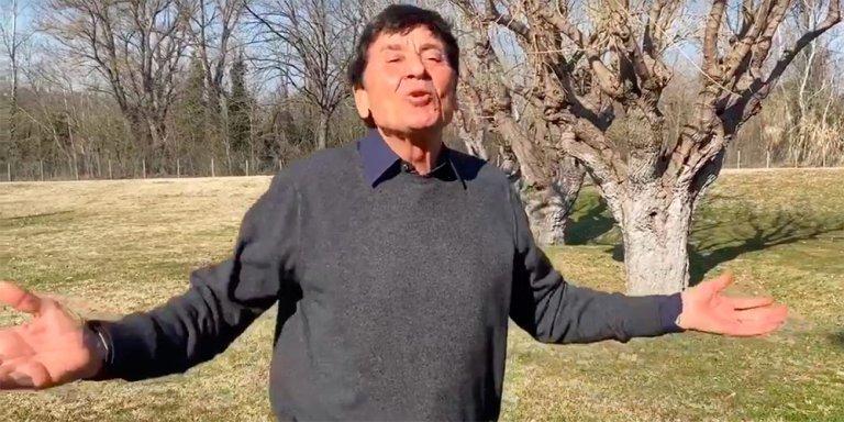 Gianni Morandi Parasite Oscar