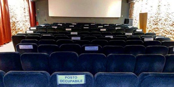 emergenza coronavirus cinema arsenale pisa pandemia