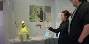 ecco il film dei muppet oggetti di scena