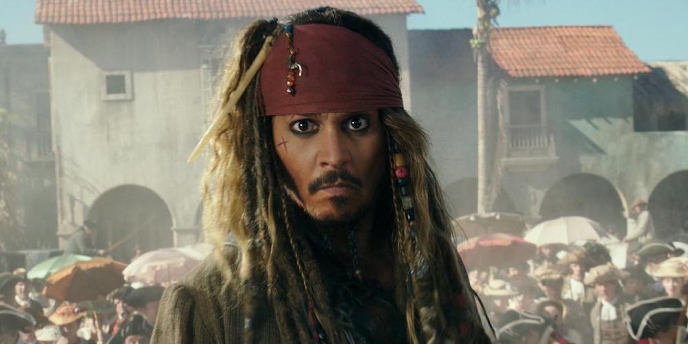 johnny depp pirati dei caraibi