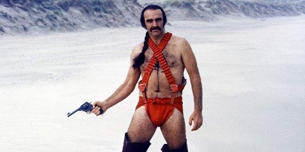 Zardoz Sean Connery