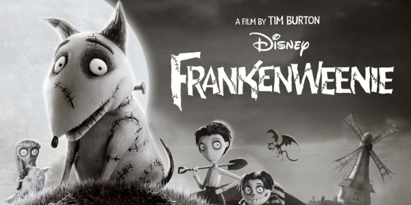 Disney+ Halloween Frankenweenie