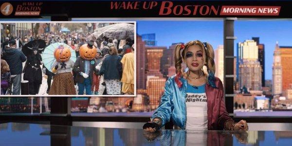 hubie halloween giornalista licenziata