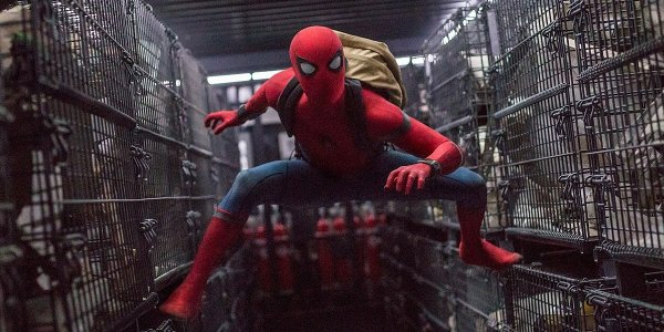 Spider-Man 3 Homecoming