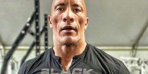 black adam Dwayne Johnson The Rock