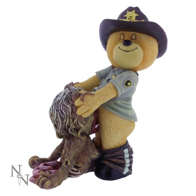 Walking Ted Figurine
