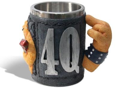 A photo of '4Q' Tankard
